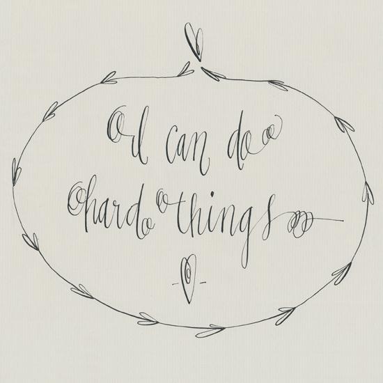 I Still Love Calligraphy I Still Love You By Melissa Esplin