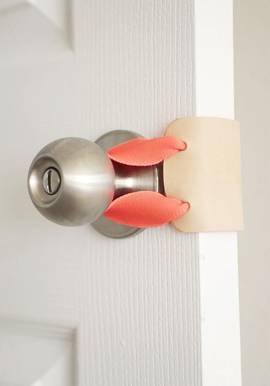 Как сделать чтобы не хлопала дверь